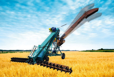 Зернопогрузочная техника
